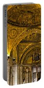 Italy - St Marks Basiclica Venice Portable Battery Charger