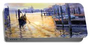 Italy Venice Dawning Portable Battery Charger