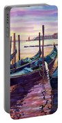 Italy Venice Early Mornings Portable Battery Charger