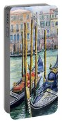 Italy Venice Lamp Portable Battery Charger