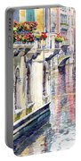 Italy Venice Midday Portable Battery Charger