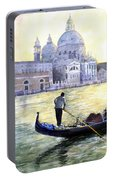 Italy Venice Morning Portable Battery Charger