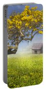 It's A Beautiful Day Portable Battery Charger by Debra and Dave Vanderlaan