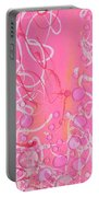 It's A Girl Party Portable Battery Charger