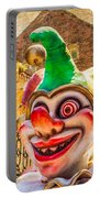 I've Never Liked Clowns Portable Battery Charger