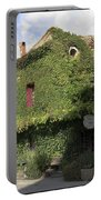 Ivy Covered Cottage Portable Battery Charger
