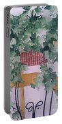Ivy Portable Battery Charger by Sherry Harradence