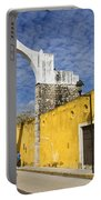 Izamal And It's Famous Arch Portable Battery Charger