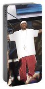 Ja Rule Portable Battery Charger