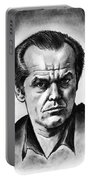 Jack Nicholson Portable Battery Charger