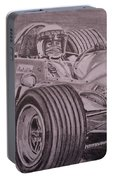 Jackie Stewart  Portable Battery Charger