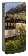 Jackson Mill Covered Bridge Portable Battery Charger