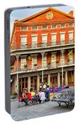 Jackson Square Reading Portable Battery Charger
