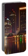 Jacksonville Aglow Portable Battery Charger