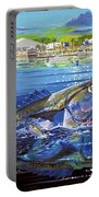 Jacksonville Kingfish Off0088 Portable Battery Charger
