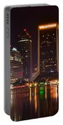 Jacksonville Night Portable Battery Charger