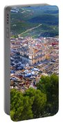 Jaen Cathedral Portable Battery Charger