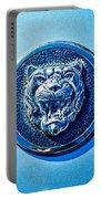 Jaguar Emblem -0056c Portable Battery Charger
