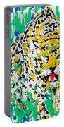 Jaguar - Enamels Painting Portable Battery Charger