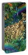 Jaguar Meadow  Variant 1 Portable Battery Charger