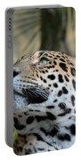 Jaguar Portrait Portable Battery Charger