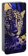 Jaguar- The Spirit Of Belize Portable Battery Charger