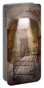 Jail - Eastern State Penitentiary - 50 Years To Life Portable Battery Charger