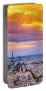 J'aime Paris Portable Battery Charger