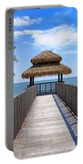 Jamaican Paradise Portable Battery Charger