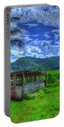 Jamaican Sky Portable Battery Charger