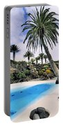 Jameos Del Agua On Lanzarote Portable Battery Charger