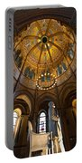 James A Garfield Monument Portable Battery Charger