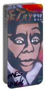 James Baldwin Portable Battery Charger
