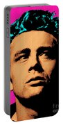 James Dean 001 Portable Battery Charger