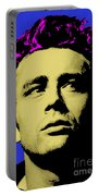 James Dean 002 Portable Battery Charger