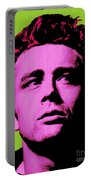 James Dean 003 Portable Battery Charger