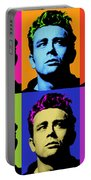 James Dean 006 Portable Battery Charger