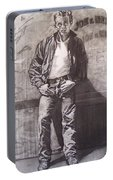 James Dean Portable Battery Charger