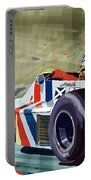 James Hunt 1975 Hesketh 308b Portable Battery Charger