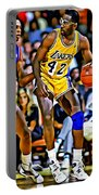James Worthy Portable Battery Charger