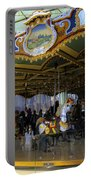 Jane's Carousel 1 In Dumbo Portable Battery Charger
