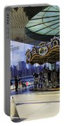 Jane's Carousel 2 In Dumbo - Brooklyn Portable Battery Charger