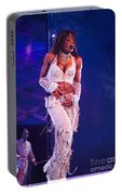 Janet Jackson-01 Portable Battery Charger