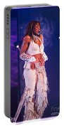 Janet Jackson-03 Portable Battery Charger