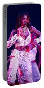 Janet Jackson-07 Portable Battery Charger