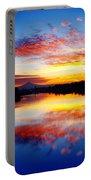 Jantzen Beach Sunrise Portable Battery Charger