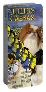 Japanese Chin Art - Julius Caesar Movie Poster Portable Battery Charger