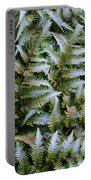 Japanese Ferns Portable Battery Charger