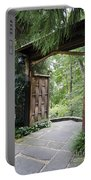 Japanese Garden Gate  Portable Battery Charger