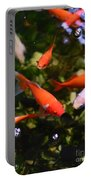Japanese Koi Fish Portable Battery Charger